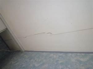 Fissure Au Plafond : comment reparer fissure plafond placo la r ponse est sur ~ Premium-room.com Idées de Décoration