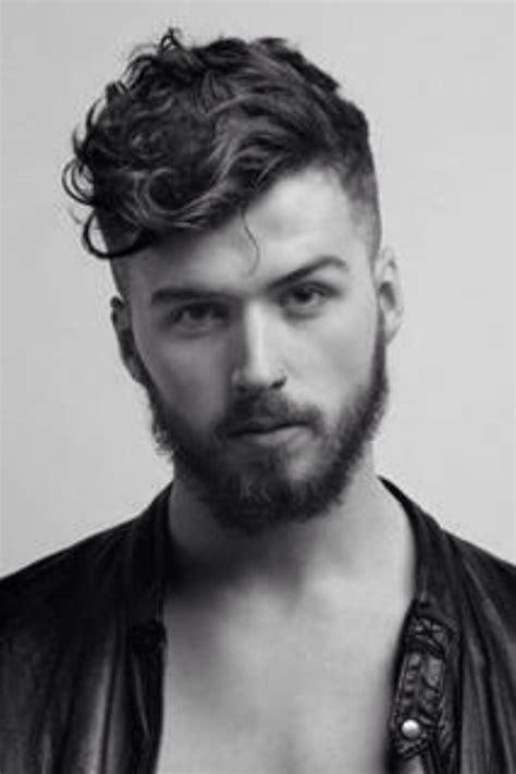 haircuts  naturally curly hair men   hair