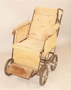 Price Guide For An Early To Mid 20thc Richards Wheelchair