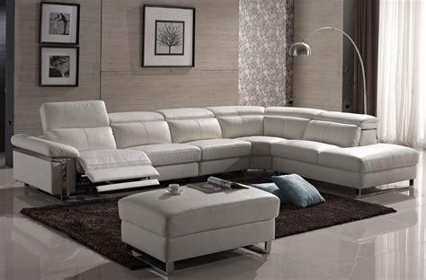 canape de luxe en cuir canap 233 d angle relax en cuir buffle italien de luxe relaxino blanc angle droit mobilier priv 233
