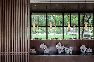 Contemporary Lantern Lighting Tranquil Zen Aesthetics Welcome You At This Contemporary