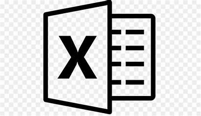 Excel Microsoft Icon Ico Word Clipart Square