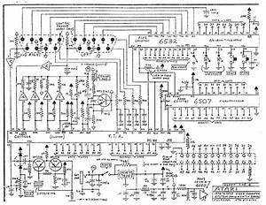 Atari 2600 Schematics