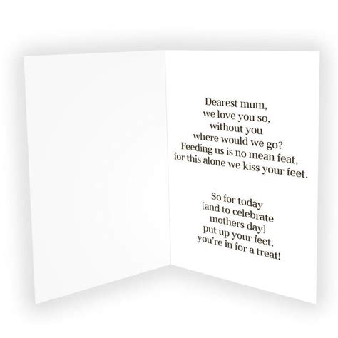 mothers day cards personalised mothers day cards
