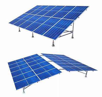 Solar Power Panel Transparent