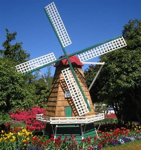 diy garden windmill plans plans free