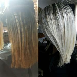 Ombre Hair Blond Polaire : balayage polaire ~ Nature-et-papiers.com Idées de Décoration