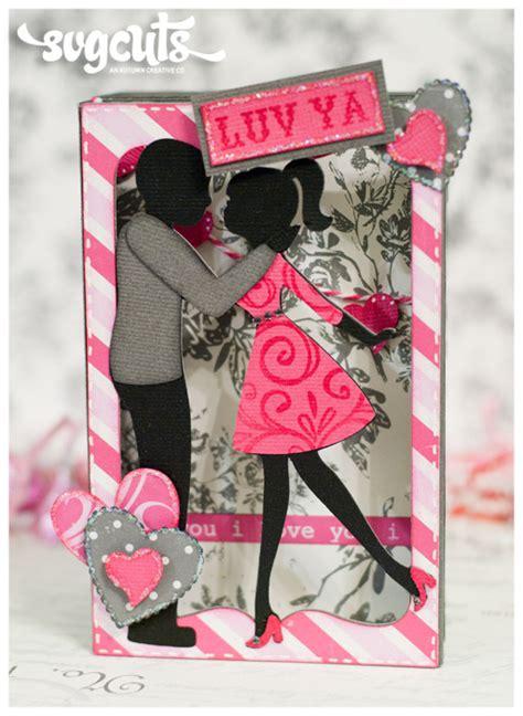 silhouette valentine box  cheryl becker svgcutscom