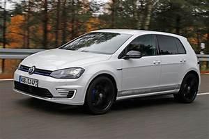 Volkswagen Golf Gte : volkswagen golf gte performance hybrid prototype review ~ Melissatoandfro.com Idées de Décoration