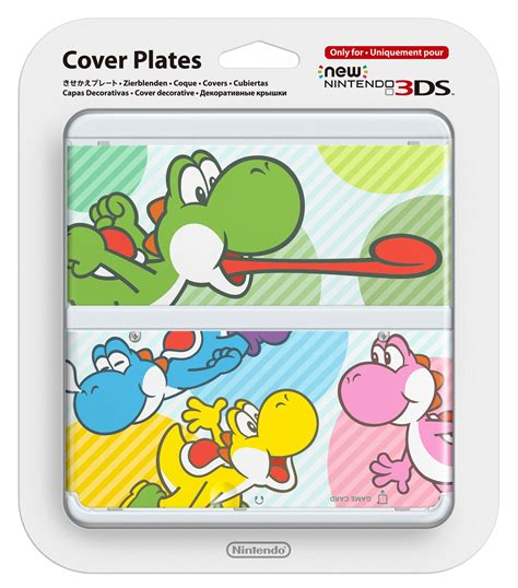 new 3ds cover plates europe packaging for the animal crossing amiibo new 3ds