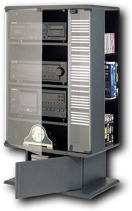stereo cabinet best buy bush collection black pedestal audio cabinet best buy