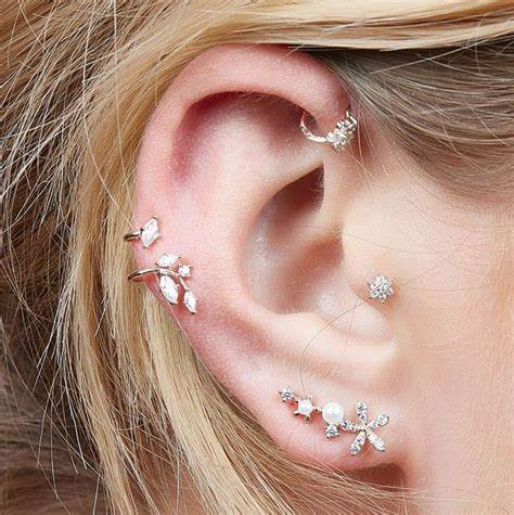Your Guide to the Tragus Piercing (Pain Level, Healing ...