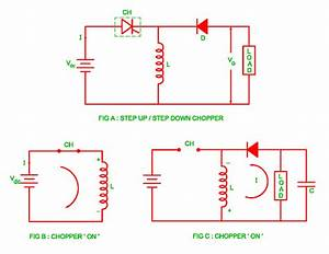 Working Of The Step Up    Step Down Chopper