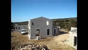 Construction Maison En Pierre : maison en pierres s ches gordes 84 youtube ~ Melissatoandfro.com Idées de Décoration
