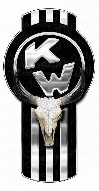 Kenworth Emblem Skull Bull Ninja Skins Pack