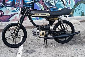 Black  U0026 Gold Puch Magnum Mkii  With Images