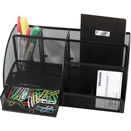 les accessoires de bureau organisateur de bureau mesh