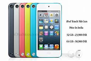 iPod Touch 5th Gen Price In India - 32 GB - 23,900 INR ...