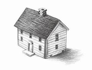 Haus Zeichnen 3d : haus selber zeichnen anleitung dekoking ~ Watch28wear.com Haus und Dekorationen