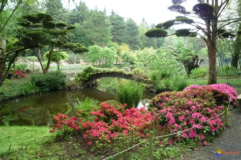 Jardin De Maulévrier 49 by Photo Parc Oriental De Maul 233 Vrier 49