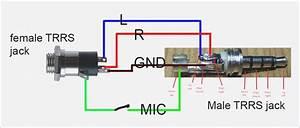 Headphone With Mic Wiring Diagram  U2013 Moesappaloosas Com