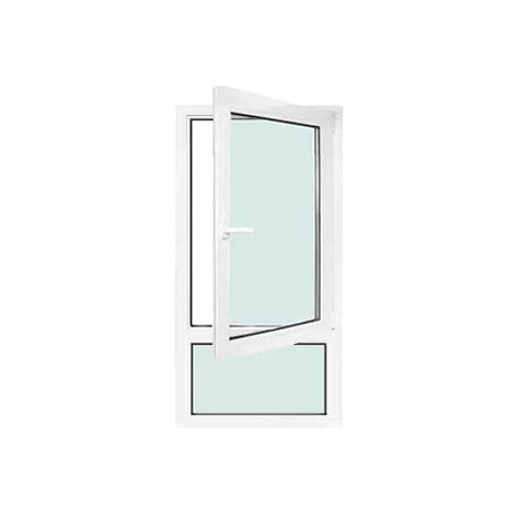 hauteur fenetre cuisine allège de fenêtre vitrée ou pleine à la bonne hauteur