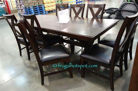 costco sale bayside furnishings  pc dining set