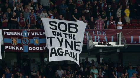 Aston Villa fans show expected sympathy level for ...