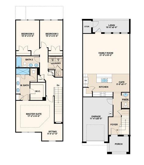 Birch Floor Plan At Thornbrooke At Towne Center