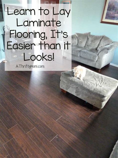 laying laminate flooring tips pinterest the world s catalog of ideas