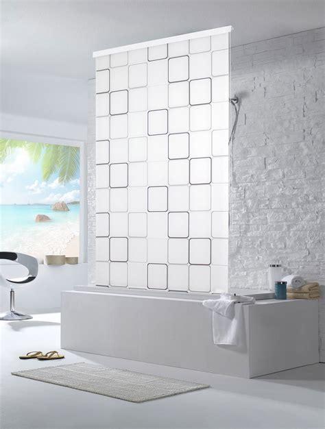 Duschrollo Für Badewanne by Halb Kassetten Duschrollo Duschvorhang Dusche Rollo