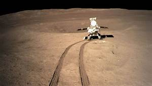 China's Jade Rabbit 2 rover powers up observation ...