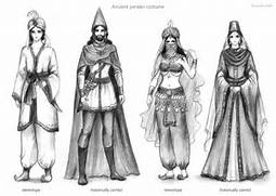 Ancient Persian costumes by Develv on DeviantArt