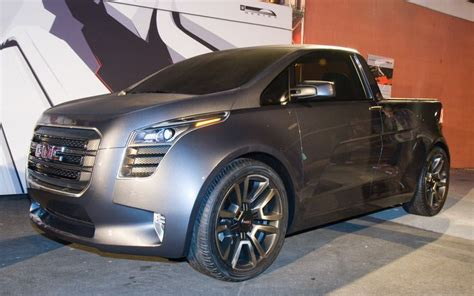 Future Compact Trucks by Gmc Granite Compact Concept Davis Auto