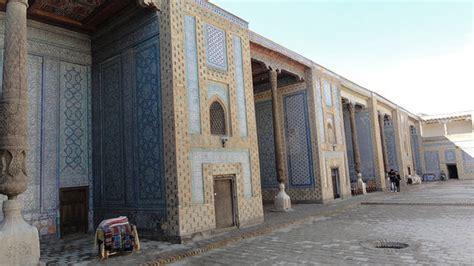 palace tash khauli khiva uzbekistan 2017