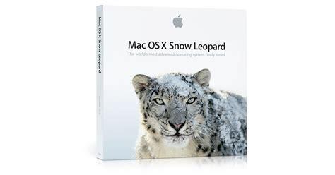 snow leopard version