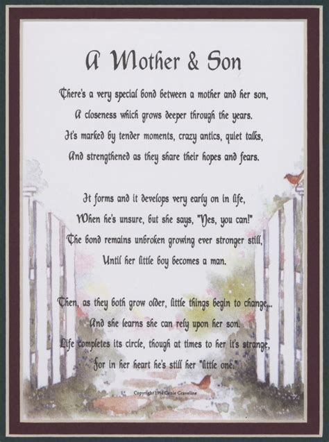 Bible Quotes About Sons And Mothers
