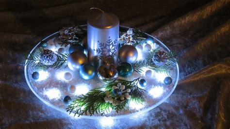 deko ideen fuer weihnachten mit led lichterkette selbst basteln youtube
