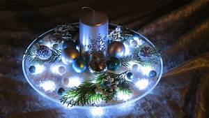 Deko Für Weihnachten : deko ideen f r weihnachten mit led lichterkette selbst basteln youtube ~ Watch28wear.com Haus und Dekorationen