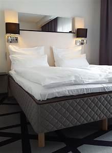 Swiss Sense Test : eine nacht auf einer dux matratze im hotel scandic berlin ~ Watch28wear.com Haus und Dekorationen
