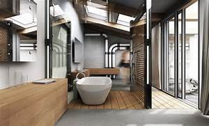 Chic, And, Classic, Industrial, Bathroom, Designs