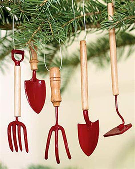 garden tool christmas tree ornaments buy from gardener s