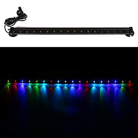xcellent global multi color changing 18 inch 18 rgb led