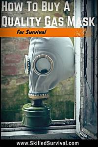 How To Find The Best Survival Gas Mask For SHTF