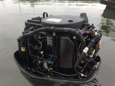 moteur mercury 50cv ayant navigu 233 en eau douce sans entretien discount marine