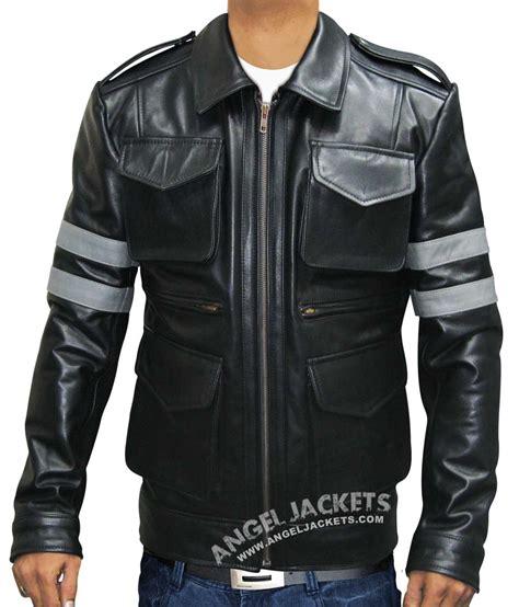 leather apparel save big on resident evil 6 leon kennedy jacket