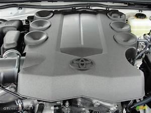 2011 Toyota 4runner Sr5 4 0 Liter Dohc 24