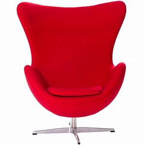 Egg Chair Arne Jacobsen : arne jacobsen egg chair wool ~ Bigdaddyawards.com Haus und Dekorationen