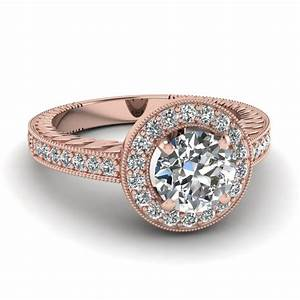rose gold ring rose gold ring diamond halo rings With rose gold diamond wedding ring