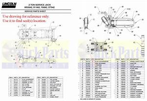 Lazzar U0026 39 S Floor Jack  U0026 Hydraulic Cylinder Repair Part
